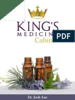Josh Axe the Kings Medicine Cabinet