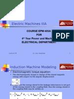 Machines EPM405A Presentation 04