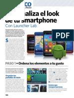 Personaliza El Smartphone Con Launcher Lab