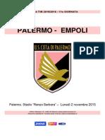 Palermo Empoli 02112015