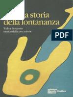 1999-Pinotti-piccola Storia Della Lontananza