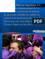 Semana Santa en Espana Diapositivas