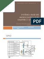 sbmc chapitre 3 - GPIO + EXTI