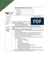SPO Evaluasi Inform Consent