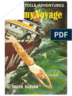 Sandy Steele #3 Stormy Voyage