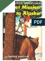 Sandy Steele #5 Secret Mission to Alaska