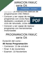 Curso Fanuc 2015-2016