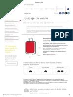 Iberia_Equipaje de Mano