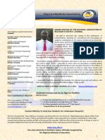EMU Nigerian Student Association Bulletin April 2010