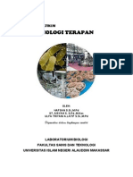Petunjuk Praktikum Biologi Terapan 2015