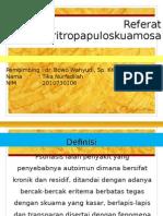 Referat, Slide Tika