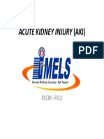 Acute Kidney Injury (Aki) Imels