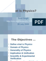 Kuliah01c What is Physics