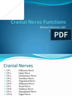 Cranial Nerve Functions
