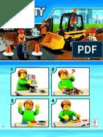 Lego Demolition Set