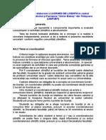 Structura Lucrarii de Licenta 2014-1