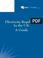ElectricityRegulationInTheUS Guide 2011 03