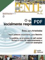 Especial Responsabilidade Social - Parte Integrante da Revista ClienteSA edição 25 - Março 04