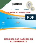 Ayuda 5 Usos Del Gas Natural en El Transporte