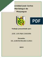 Resumen de Convencon Coelctiva