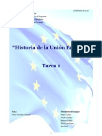 TAREA 1 Unión Europea