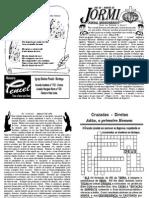 JORMI - Jornal Missionário n° 95