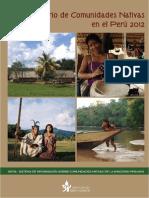 Directorio Comunidades Nativas Perú