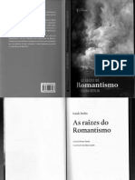 As Raízes Do Romantismo.