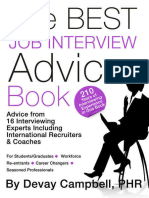 The Best Job Interview Book