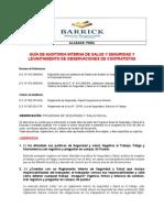 Guía de Auditoría Interna - Revisión 2013