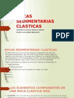 Diapositivas Rocas Sedimentarias Clasticas.