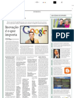 Entrevista exclusiva com o presidente do Google Brasil