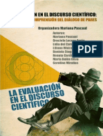 Pascual Et Al (2014) La Evaluación en El Discurso CientÍfico (Compilación)