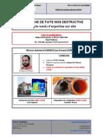 Recherche de fuite Sans Casse sur 06 et Monaco
