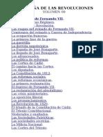 Historia de España Vol. 09 - La España de Las Revoluciones