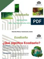 Diseño Piezas Plasticas-Ecodiseño