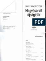 Udo Ulfkotte - Megvásárolt Újságírók