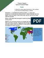 regions activity