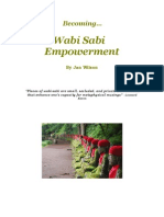 Becoming Wabi Sabi Empowerment