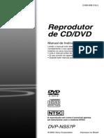 Dvd Sony Dvpns57p Ns57pb Pt