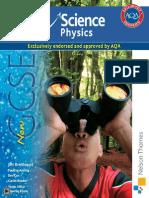 Aqa Gcse Physics textbook