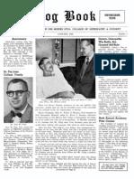 DMSCO Log Book Vol.31 1953