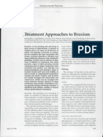 Therapy of Bruxism