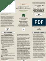 "Seminario internacional ""La subjetividad en la lengua"" SESION 10 nov 2015"