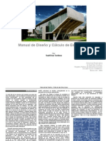 Manual de Diseño y Calculo de Estructuras