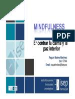 Mindfulness ISEP [Modo de Compatibilidad]