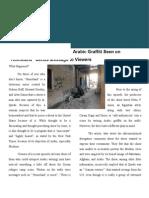 current event article portfolio