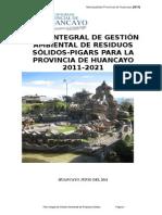 Pigars Municipalidad Provincial de Huancayo