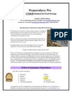 Underwhelmed in Food Storage Resource Guide