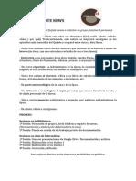 Quijote News en 3º ESO